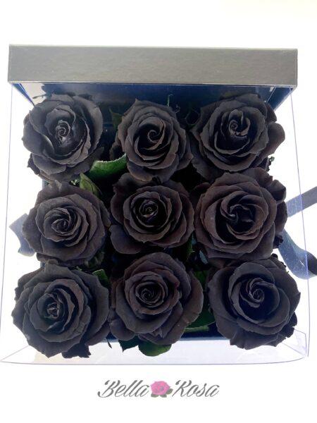 Caja negra eternity roses